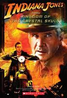 Indiana Jones and the Kingdom of the Crystal Skull 0545007011 Book Cover