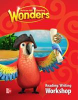 Reading Wonders Reading/Writing Workshop Volume 4 Grade 1 0021195854 Book Cover
