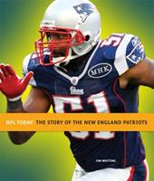 NFL Today: New England Patriots 0898128633 Book Cover