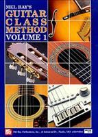Mel Bay Guitar Class Method Volume 1 0871665301 Book Cover