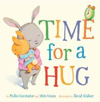 Time for a Hug 0545437431 Book Cover