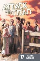 Attack on Titan, Vol. 17 1632361124 Book Cover