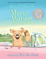 Mercy Watson Goes for a Ride 0763623326 Book Cover