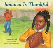 Jamaica is Thankful 0545318769 Book Cover