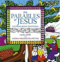 The Parables of Jesus Coloring Book Devotional 1455596426 Book Cover