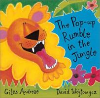 The Pop-Up Rumble in the Jungle 1589256581 Book Cover