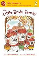 The Little Brute Family 0312621388 Book Cover