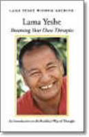 Becoming Your Own Therapist an Introduction to the Buddhist Way of Thought 1891868004 Book Cover