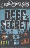 Deep Secret 0765342472 Book Cover