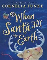 Als der Weihnachtsmann vom Himmel fiel 0545094437 Book Cover