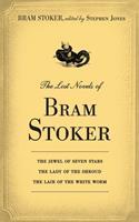 The Lost Novels of Bram Stoker 1620871785 Book Cover