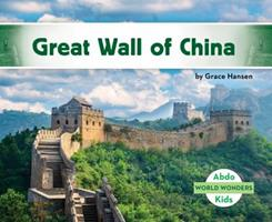 Great Wall of China 1532104413 Book Cover
