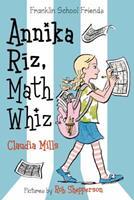 Annika Riz, Math Whiz 1250056780 Book Cover
