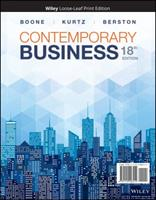 Contemporary Business... at the Speed of Business [With Access Code] 0030136512 Book Cover