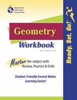 REA's Ready, Set, Go! Geometry Workbook 0738604534 Book Cover