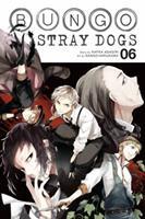 Bungo Stray Dogs, Vol. 6 0316468185 Book Cover