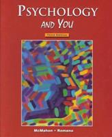 Psychology and You, Student Edition 0314140905 Book Cover