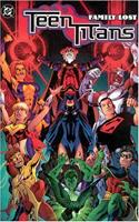 Teen Titans (Volume 2): Family Lost 1401202381 Book Cover