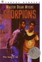 Scorpions (Newbery Honor Book) 044084083X Book Cover