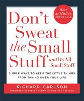 Don't Sweat the Small Stuff 0786864249 Book Cover
