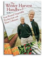 The Winter Harvest Handbook & Year-Round Vegetable Production with Eliot Coleman (Book & DVD Bundle) 1603583009 Book Cover