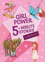 Girl Power 5-Minute Stories 0544339258 Book Cover