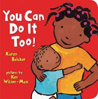 You Can Do It Too!: Handprint Books 1593540809 Book Cover