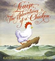 Louise, The Adventures of a Chicken 0060755547 Book Cover