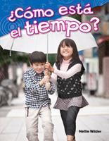 Como Esta El Tiempo? (What Is the Weather?) (Spanish Version) (Kindergarten) 1425846343 Book Cover