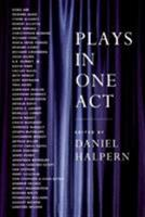 Plays in One Act 0880013052 Book Cover