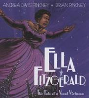 Ella Fitzgerald: The Tale of a Vocal Virtuosa 0786805684 Book Cover