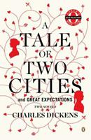 Great Expectations: FREE A Tale Of Two Cities By Charles Dickens, Illustrated [Quora Media] (100 Greatest Novels of All Time Book 56) 0142196584 Book Cover