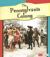 The Pennsylvania Colony (Fact Finders) 0736861084 Book Cover