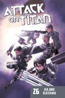 Attack on Titan, Vol. 26 1632366541 Book Cover