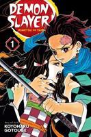 Demon Slayer: Kimetsu no Yaiba, Vol. 1 1974700526 Book Cover