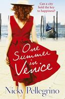 One Summer in Venice 1409150836 Book Cover