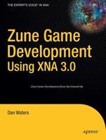 Zune Game Development Using XNA 3.0 B072HBWS9N Book Cover