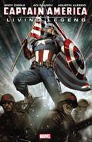 Captain America Living Legend #1-4 0785151117 Book Cover