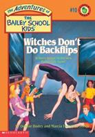 Witches Don't Do Backflips 0590481126 Book Cover
