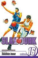 Slam Dunk, Volume 16 1421533235 Book Cover