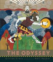 The Odyssey 0763647918 Book Cover