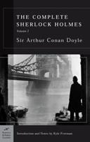 The Complete Sherlock Holmes 1 1593080344 Book Cover
