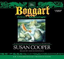 The Boggart 0689505760 Book Cover