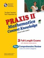 Praxis Math Content Knowledge (0061) (Rea) - The Best Teachers' Test Prep for the Praxis 0738603309 Book Cover