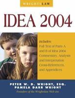 Wrightslaw: IDEA 2004 1892320053 Book Cover