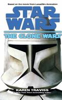 Star Wars: The Clone Wars 034550898X Book Cover