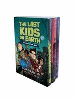 The Last Kids on Earth: The Monster Box 0451481089 Book Cover