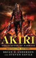 Akiri: The Scepter of Xarbaal 0692795723 Book Cover