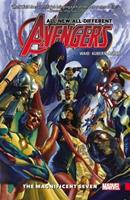 All-New, All-Different Avengers, Volume 1: The Magnificent Seven 0785199675 Book Cover