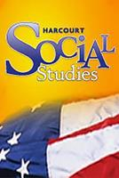 Harcourt School Publishers Social Studies National: Student Edition Our Communities Grade 3 2007 0153471271 Book Cover